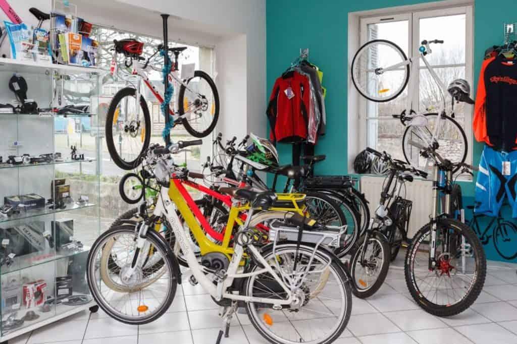 Détours de Loire Blois magasin vélo
