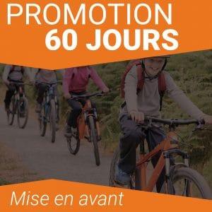 promotion 60 jours