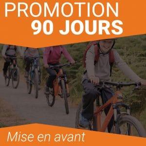 Promotion 90 jours